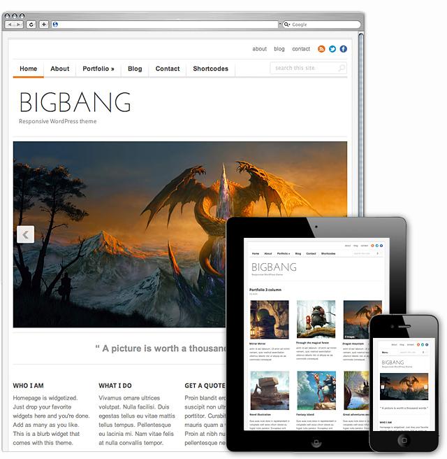 bigbang-reponsive